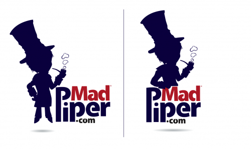Mad Piper A Logo, Monogram, or Icon  Draft # 154 by Cheliland