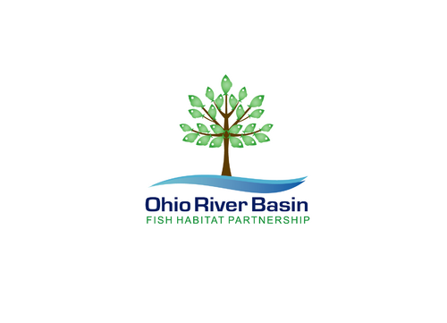 Ohio River Basin Fish Habitat Partnership or ORBFHP A Logo, Monogram, or Icon  Draft # 22 by jp1876