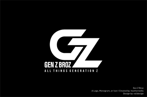 Gen Z Broz A Logo, Monogram, or Icon  Draft # 275 by validesign