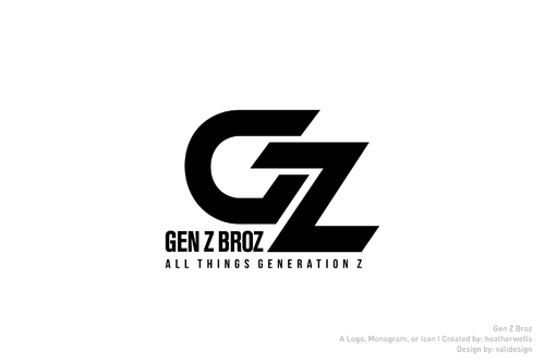 Gen Z Broz A Logo, Monogram, or Icon  Draft # 276 by validesign