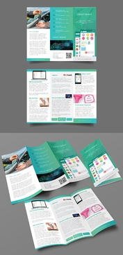 Design by Achiver For Brochure for credit repair service