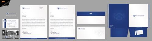 Design by einsanimation For Corriveau Law - Bus Card/Letter Head