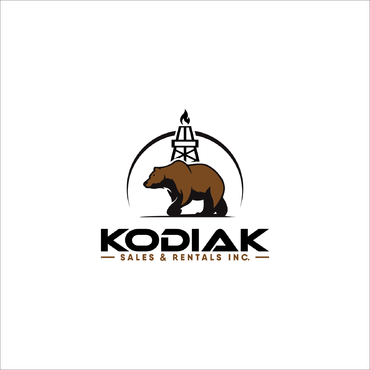 Kodiak Sales & Rentals Inc. A Logo, Monogram, or Icon  Draft # 108 by reshmagraphics