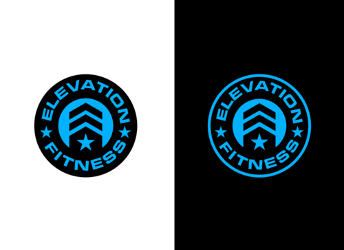 ELEVATION FITNESS A Logo, Monogram, or Icon  Draft # 1041 by Miroslav