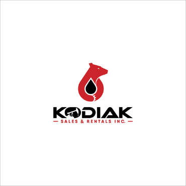 Kodiak Sales & Rentals Inc. A Logo, Monogram, or Icon  Draft # 119 by reshmagraphics
