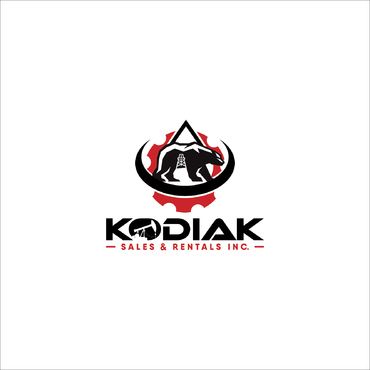 Kodiak Sales & Rentals Inc. A Logo, Monogram, or Icon  Draft # 120 by reshmagraphics