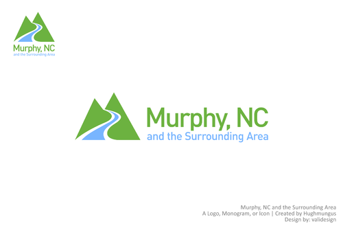 Design by validesign For Logo for Mountain Town Tourist promotion