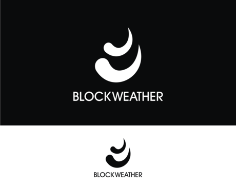 Blockweather     (could also be Blockweather Capital) A Logo, Monogram, or Icon  Draft # 237 by simpleway