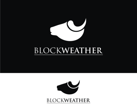 Blockweather     (could also be Blockweather Capital) A Logo, Monogram, or Icon  Draft # 238 by simpleway
