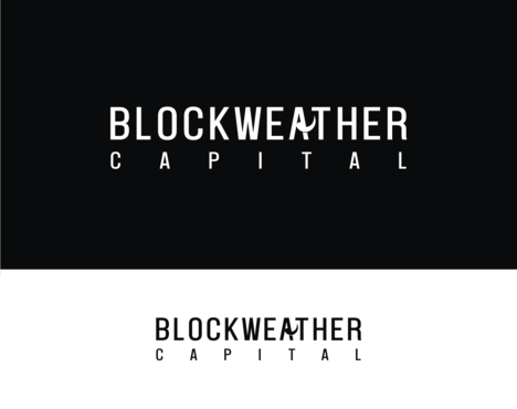 Blockweather     (could also be Blockweather Capital) A Logo, Monogram, or Icon  Draft # 240 by simpleway