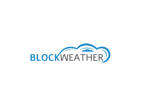 Blockweather     (could also be Blockweather Capital) A Logo, Monogram, or Icon  Draft # 241 by HemelDesign