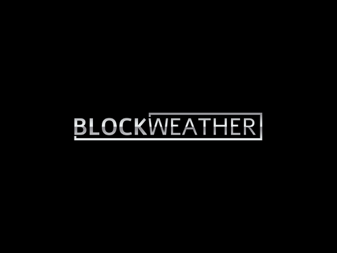 Blockweather     (could also be Blockweather Capital) A Logo, Monogram, or Icon  Draft # 243 by HemelDesign