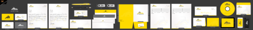 Design by einsanimation For Stationary for JAML INDUSTRIES EXCAVATION BUSINESS