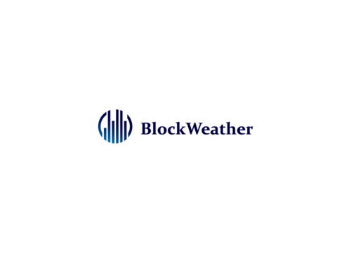 Blockweather     (could also be Blockweather Capital) A Logo, Monogram, or Icon  Draft # 256 by FauzanZainal