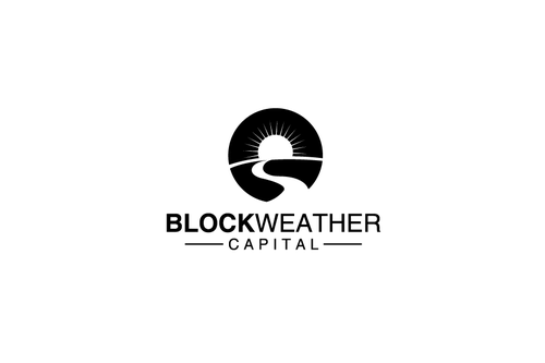Blockweather     (could also be Blockweather Capital) A Logo, Monogram, or Icon  Draft # 259 by BitDE3Dimensional