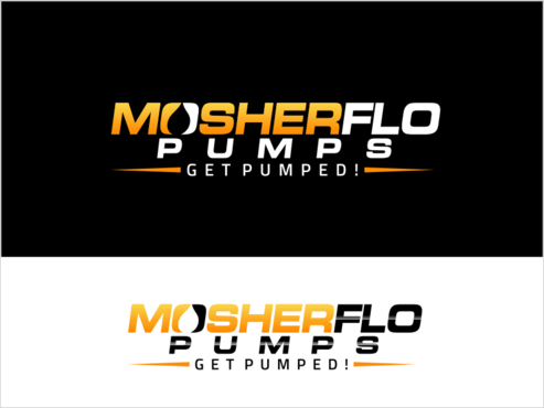 Mosherflo Pumps, LLC. A Logo, Monogram, or Icon  Draft # 51 by thebullet