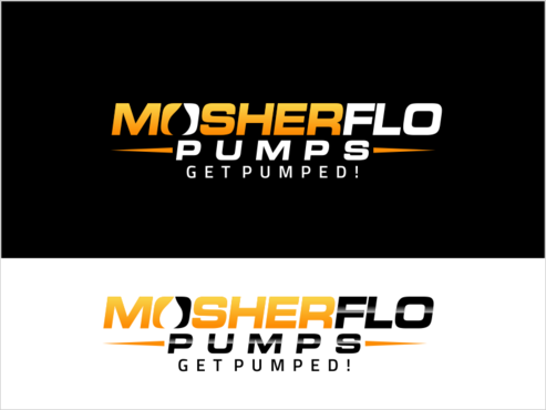 Mosherflo Pumps, LLC. A Logo, Monogram, or Icon  Draft # 52 by thebullet