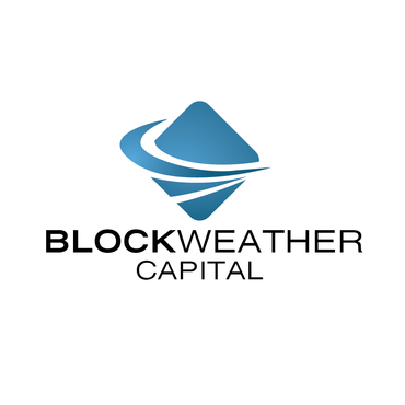 Blockweather     (could also be Blockweather Capital) A Logo, Monogram, or Icon  Draft # 262 by topazz