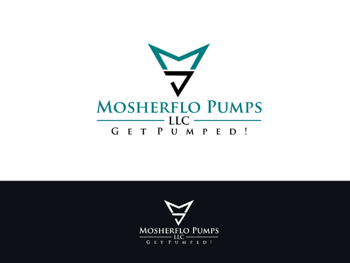 Mosherflo Pumps, LLC. A Logo, Monogram, or Icon  Draft # 53 by DesignHero