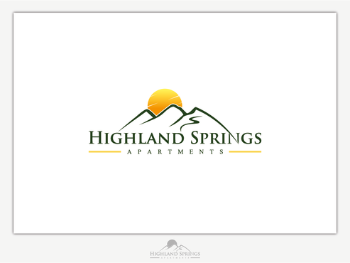 Design by Chlong2x For Apartment Community Logo Change