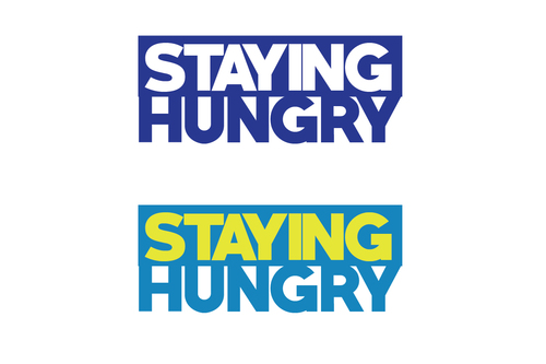 Staying Hungry A Logo, Monogram, or Icon  Draft # 41 by TheTanveer