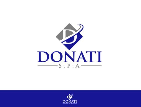 Design by LOVEDESIGN For Donati SPA corporate logo