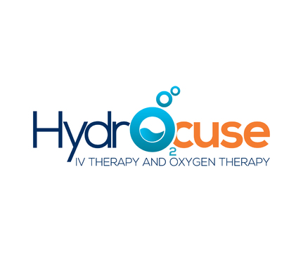 Design by DiscoverMyBusiness For Hydrocuse - IV fluid and oxygen therapy