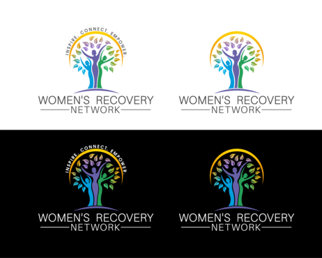 Design by hallow For Logo for Women's Recovery Resource Network
