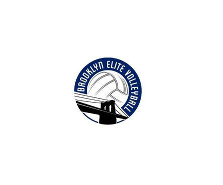 Brooklyn Elite Volleyball A Logo, Monogram, or Icon  Draft # 18 by Designeye