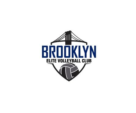 Brooklyn Elite Volleyball A Logo, Monogram, or Icon  Draft # 66 by Designeye