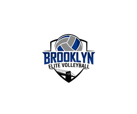 Brooklyn Elite Volleyball A Logo, Monogram, or Icon  Draft # 78 by Designeye