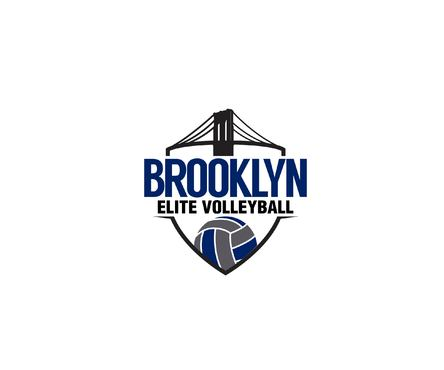 Brooklyn Elite Volleyball A Logo, Monogram, or Icon  Draft # 79 by Designeye