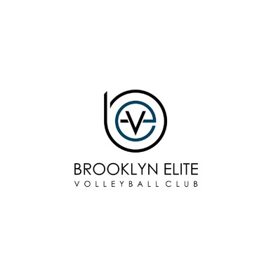 Brooklyn Elite Volleyball A Logo, Monogram, or Icon  Draft # 272 by veedesign