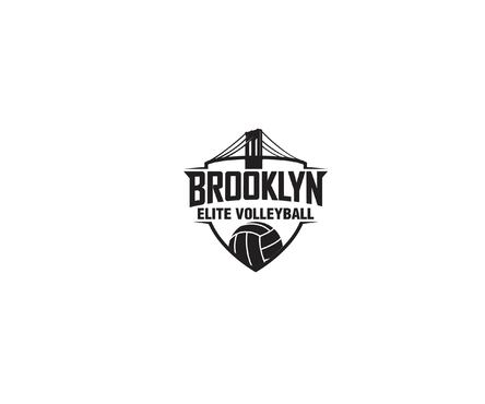Brooklyn Elite Volleyball A Logo, Monogram, or Icon  Draft # 363 by Designeye