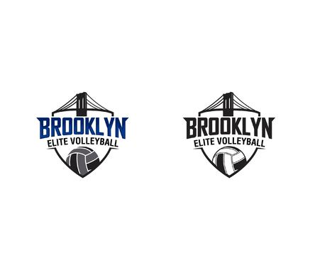 Brooklyn Elite Volleyball A Logo, Monogram, or Icon  Draft # 368 by Designeye