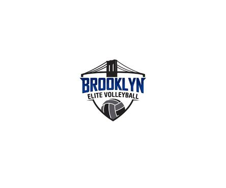 Brooklyn Elite Volleyball A Logo, Monogram, or Icon  Draft # 399 by Designeye