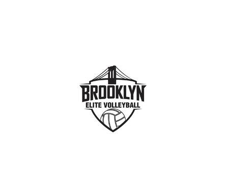 Brooklyn Elite Volleyball A Logo, Monogram, or Icon  Draft # 402 by Designeye