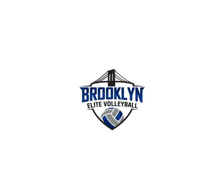 Brooklyn Elite Volleyball A Logo, Monogram, or Icon  Draft # 403 by Designeye