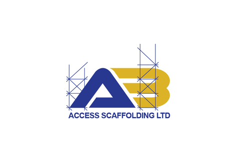 AB Access Scaffolding ltd A Logo, Monogram, or Icon  Draft # 44 by TheTanveer