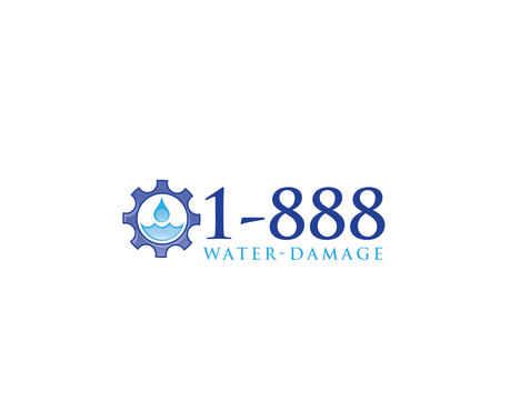 1-888-Water-Damage A Logo, Monogram, or Icon  Draft # 73 by topazz