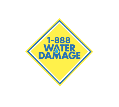 1-888-Water-Damage A Logo, Monogram, or Icon  Draft # 78 by B4BEST