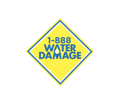 1-888-Water-Damage A Logo, Monogram, or Icon  Draft # 79 by B4BEST