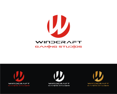 Windcraft Gaming Studios A Logo, Monogram, or Icon  Draft # 68 by simpleway