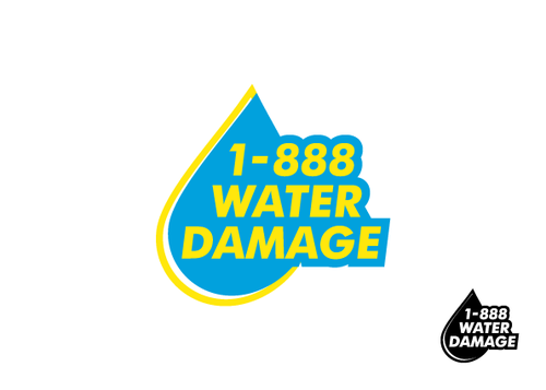 1-888-Water-Damage A Logo, Monogram, or Icon  Draft # 97 by Sacril
