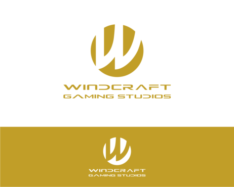 Windcraft Gaming Studios A Logo, Monogram, or Icon  Draft # 76 by simpleway