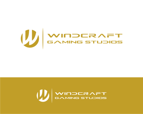 Windcraft Gaming Studios Logo Winning Design by simpleway