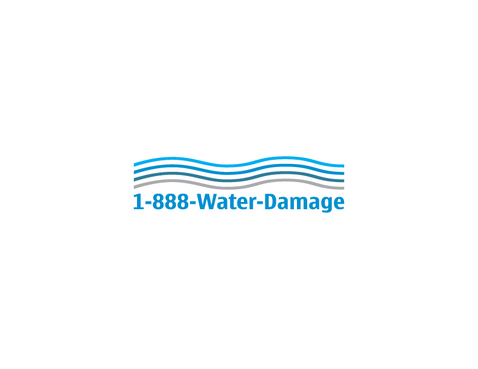 1-888-Water-Damage A Logo, Monogram, or Icon  Draft # 101 by Nicanice