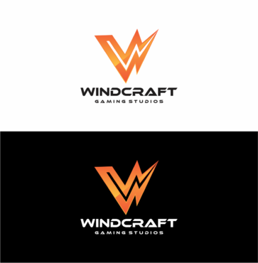 Windcraft Gaming Studios A Logo, Monogram, or Icon  Draft # 89 by chimptastic