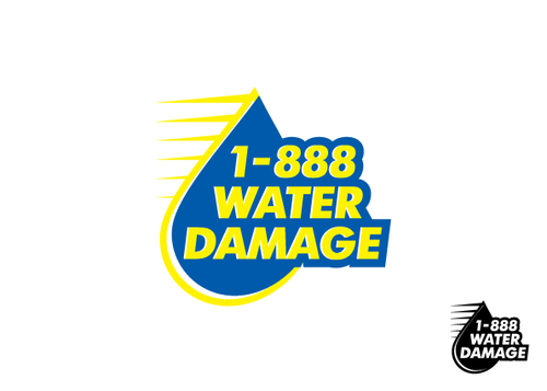 1-888-Water-Damage A Logo, Monogram, or Icon  Draft # 112 by Sacril