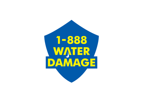 1-888-Water-Damage A Logo, Monogram, or Icon  Draft # 113 by Sacril